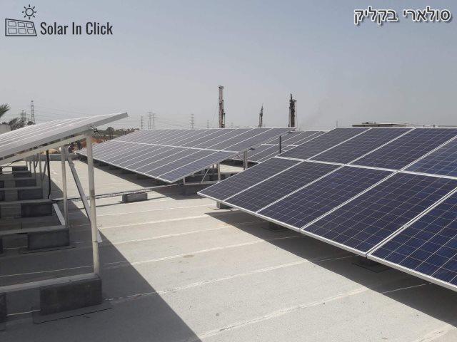 מיוחדים מחיר מערכת סולארית - מחירון עדכני 2019 - סולארי בקליק TA-04